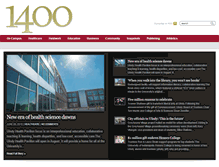 Tablet Preview of 1400.uindy.edu